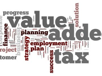 Categories of VAT