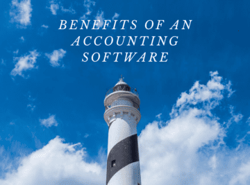 Benefits of an Accounting software