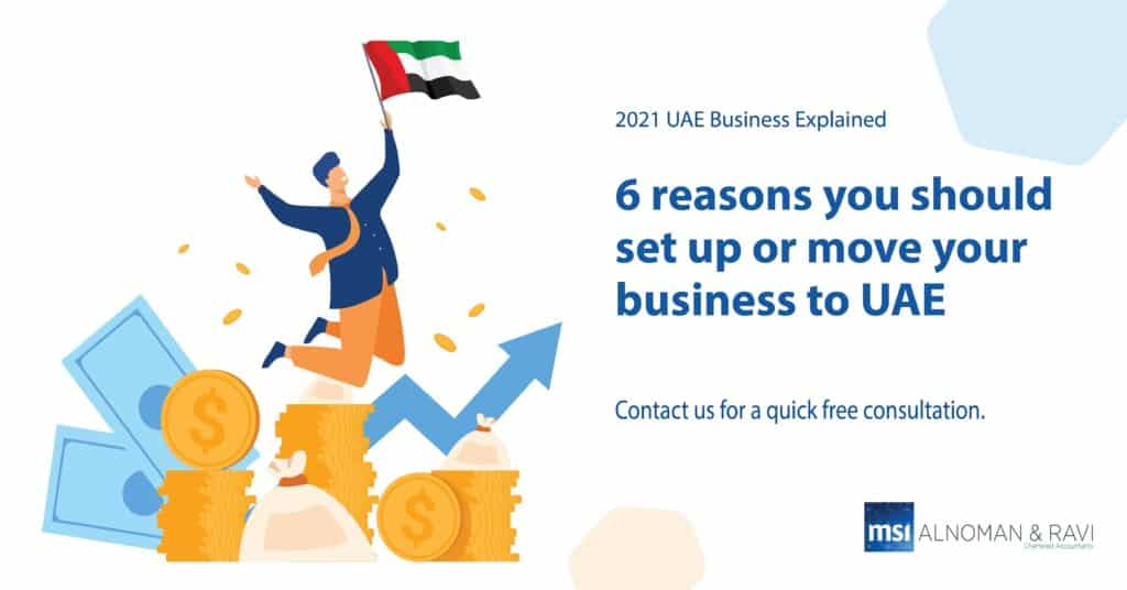Setting Up Business in UAE