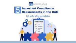 Compliance Requirements in UAE